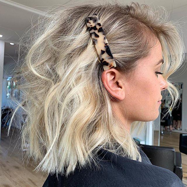 2019 beliebte Haarfarbe ist erfrischend und weiß, wird braune Serie der größte Gewinner - Seite 6 - Frisur