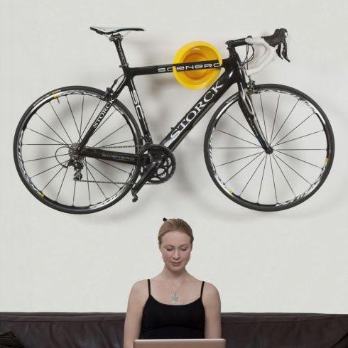ZAVESTE SI BAJK KAM CHCETE   Vešiak a stojan na bicykel CYCLOC SOLO
