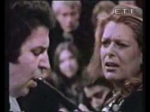 melina mercouri duet with mikis theodorakis