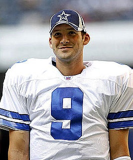 """Tough guy"" Tony Romo"