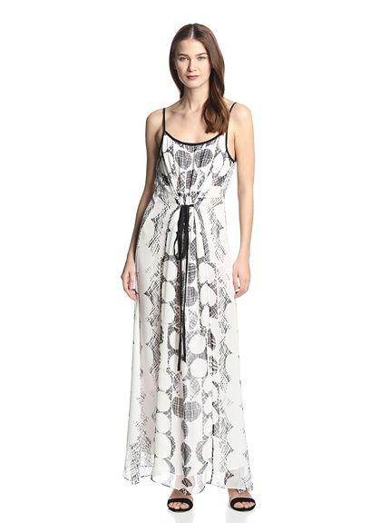 DA-NANG Women's Maxi Dress at MYHABIT. LOVE this under any of my cardigan knitting designs! SweaterBabeKnittingGiveaway