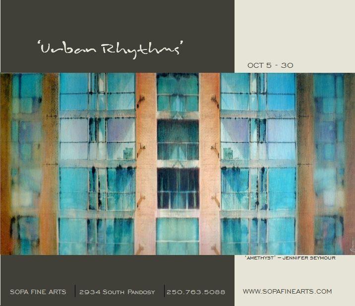 Urban Rhythms - group show