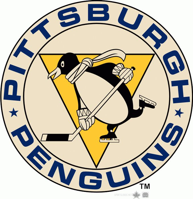 Pittsburgh Penguins Alternate Logo (2011) - Winter Classic 2011 special jersey crest, and alternate jersey crest logo starting in the 2011-12 season.