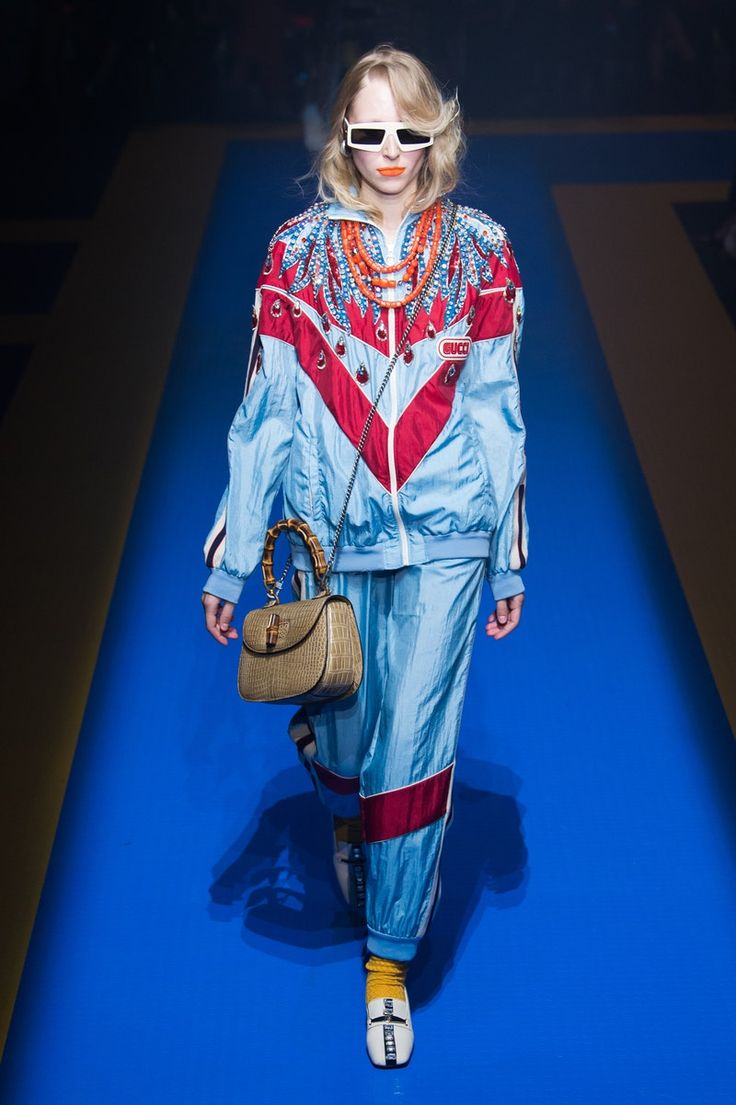 Gucci | Ready-to-Wear - Spring 2018 | Look 52