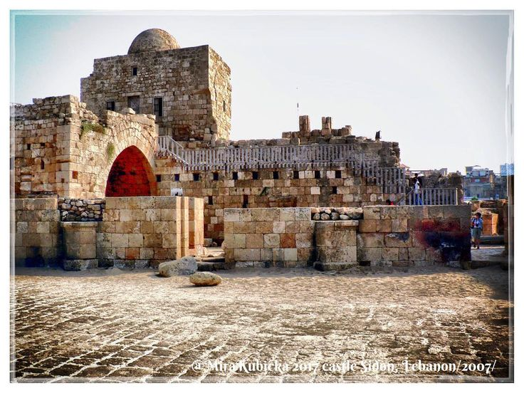 #sidon #castle #lebanon #libanon #history #heritage #art #architecture #ruins #oldcastle #travel #2007 #myphoto #photographer #photography #photos #photo #sun