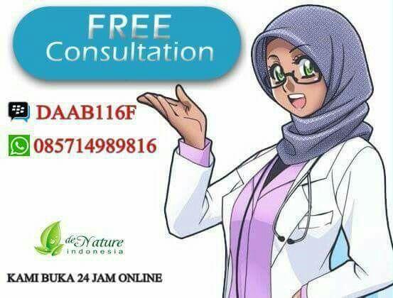Silahkan Hubungi Kami, Untuk Konsultasi Gratiss 24 Jam Online & Pemesanan Obatnya Obat Resmi Dep.Kes BPOM RI  _____________________________.  Order Klik  🔰 ✔Fast Respon & Free Konsultasi@ 📲 Call  085714989816 📲 Call  081390007699 📲 BBM DDE24754  Via Whatsapp/sms/call 24 jam online.  _____________________________ Apotik Herbal De Nature Jl. Pahonjean km 05 Perum Cendana Asri Sebelah SMK Diponegoro Majenang  , Wanareja, Kabupaten Cilacap, Jawa Tengah 53257 0857-1498-9816…