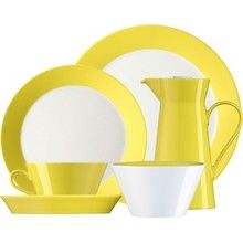 Arzberg Tric Sun Yellow Dinnerware (out of stock - ships when available)