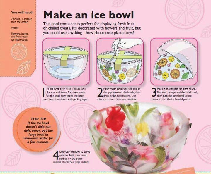 Ice bowl!