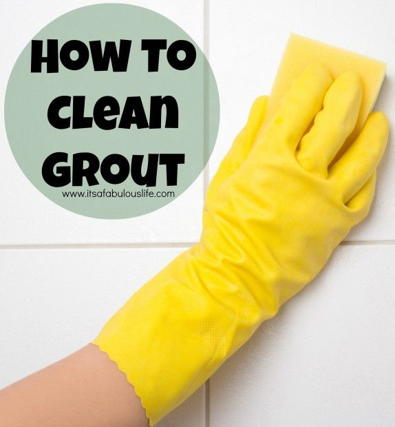 Best 25 Clean Grout Ideas On Pinterest Grout Cleaner