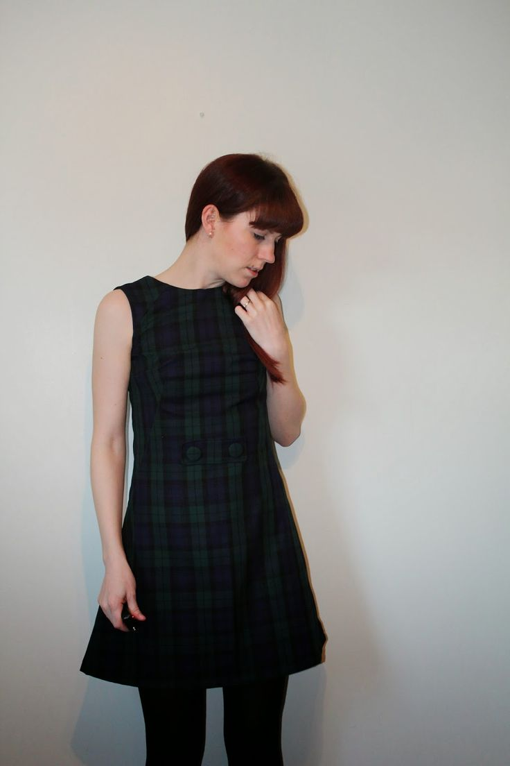 Ellie-Lou's Francoise Dress