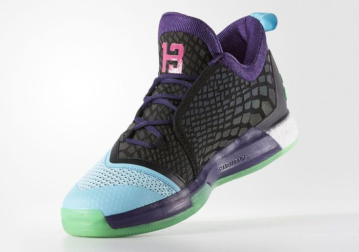James Harden's All-Star adidas Shoes WIll Feature XENO - SneakerNews.com