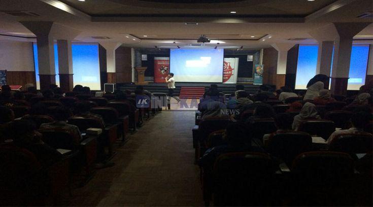 Gaet UMM, Kemendikbud Gerakan Literasi Keberagaman Melalui Film Animasi - Universitas Muhammadiyah Malang (UMM) selama 2 hari terakhir ini menyelenggarakan kegiatan diskusi, pameran dan pemutaran film animasi.  - https://infokampus.news/gaet-umm-kemendikbud-gerakan-literasi-keberagaman-melalui-film-animasi/