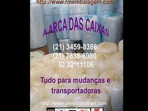 CAIXAS DE PAPELÃO - ARCA DAS CAIXAS - EMBALAGENS SP SP: PLÁSTICO BOLHA