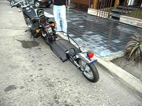 remolque para moto de montaña - Buscar con Google
