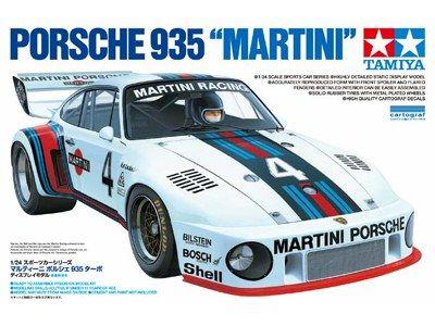 "Boxart Porsche 935 ""Martini"" 24311 Tamiya"