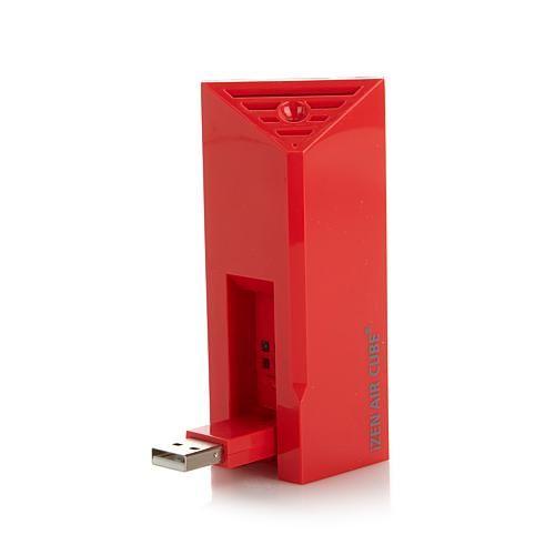 iZen Air Cube I Portable Air Purifier - Orange
