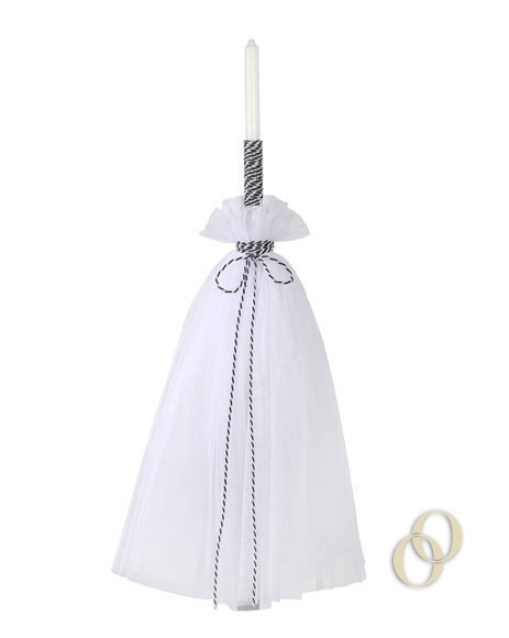 Orthodox Christening candle