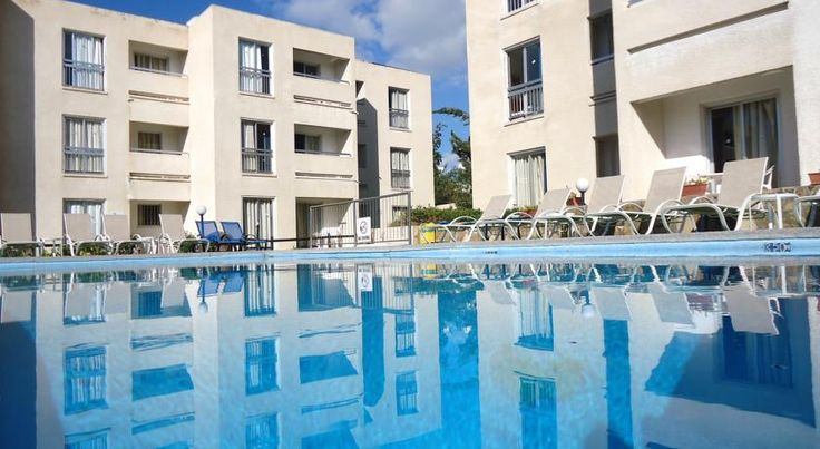 Daphne Hotel Apartments Paphos Featuring an outdoor pool and well-tended gardens, Daphne Hotel Apartments is conveniently situated in the centre of Paphos, just 2 minutes' walk from the seafront and the vibrant beach. Free WiFi is available.