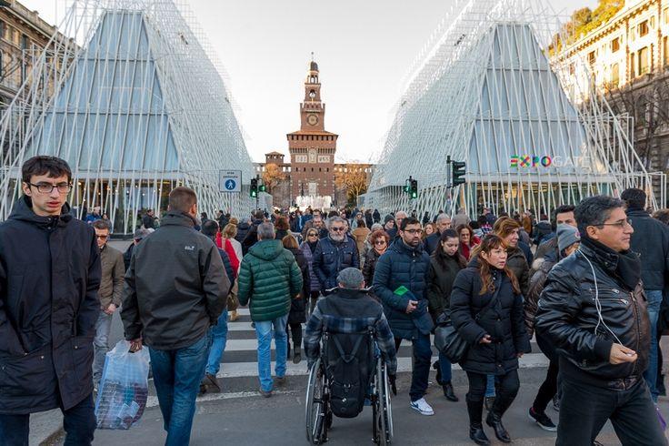 Milano la città più disable friendly, ma anche no