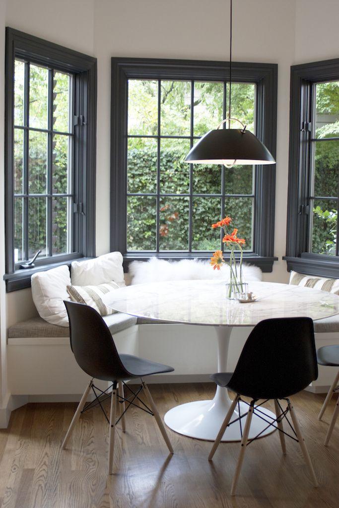 25 best ideas about Modern kitchen tables on Pinterest