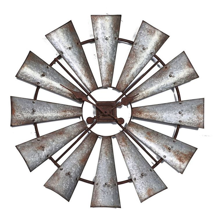 Our giant windmill clock with be the focal point of your room!!