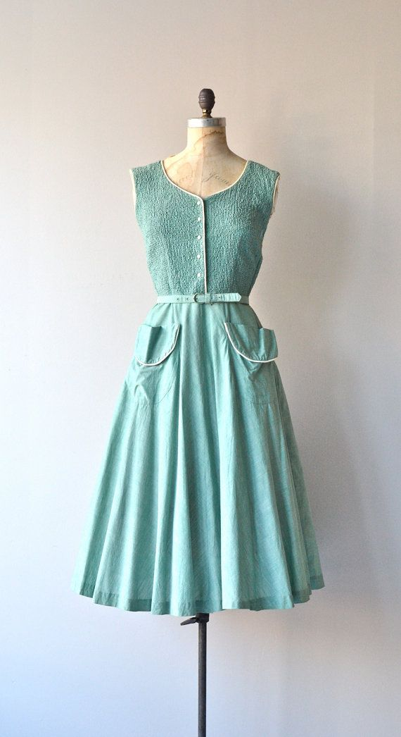 214 best images about Fashion Vintage on Pinterest | Day dresses ...