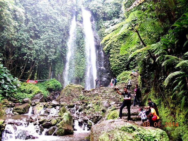 Jumog Waterfall,Karanganyar