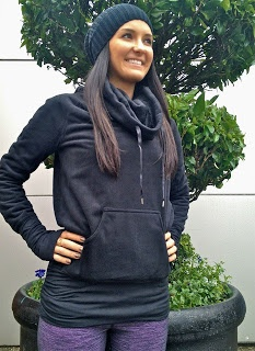 Lululemon - Don't Hurry, Be Happy hoodie