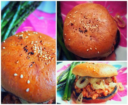 Healthier Sloppy Joes: Blog Recipes, Sloppy Joe