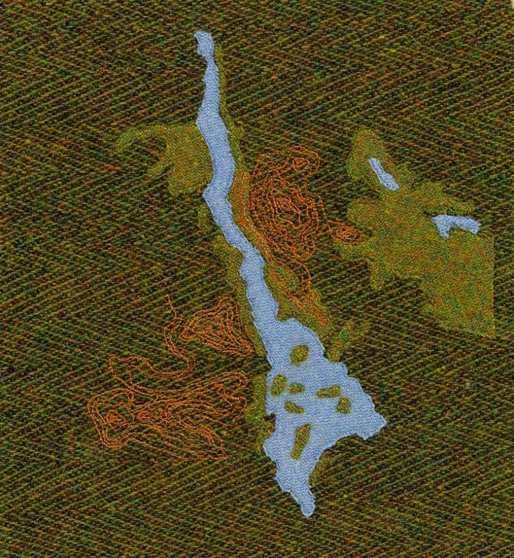 Map Of Paisley%0A Contemporary Scottish Artist  Jane Hunter  working mainly in textiles from  her studio in the Old Embroidery Mill in Paisley