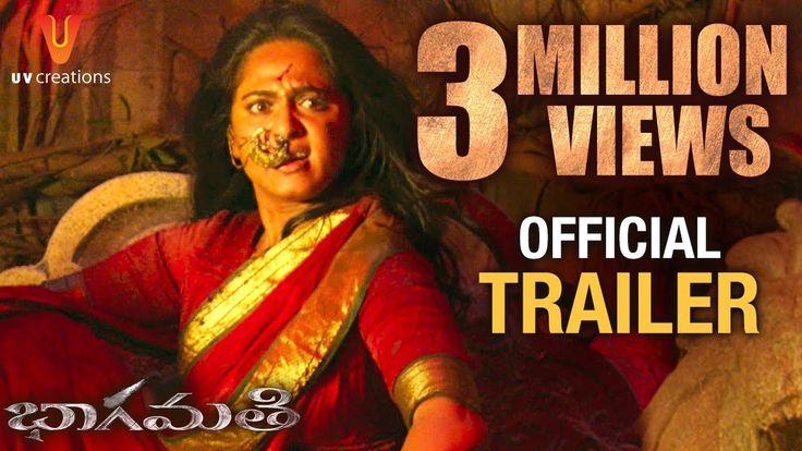 Bhaagamathie – Official Trailer | Anushka Shetty | Unni Mukundan | Ashok G | S S Thaman | 4K. #Bhaagamathie 2018 Latest Telugu Movie