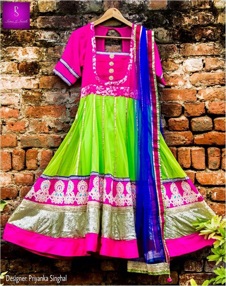 PS10: Green Anarkali #weddingwear #weddingdress #anarkali #anarkalisuits #suits #designerwear #dress #designer #trimsandtassels #bridal #bridalwear #beautifulbride #lehengas #fashion