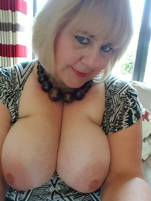 Gray hair mature women with big tits