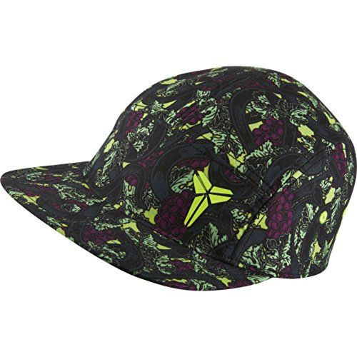 Nike Unisex KOBE AW84 Green Vino Adjustable Hat Cap-Multi-colored-One Size - http://weheartlakers.com/lakers-caps/nike-unisex-kobe-aw84-green-vino-adjustable-hat-cap-multi-colored-one-size