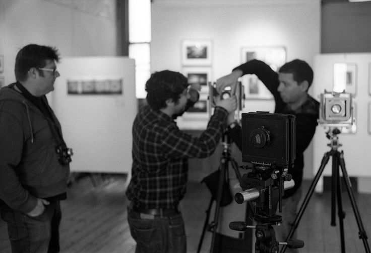 LARGE FORMAT DAY AT UNSENSORED14 http://silvermine.org.au/unsensored14-an-exhibition-of-analogue-photography/