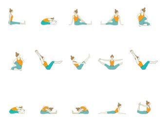 beginner yoga  manipura chakra yoga sequence in 2020