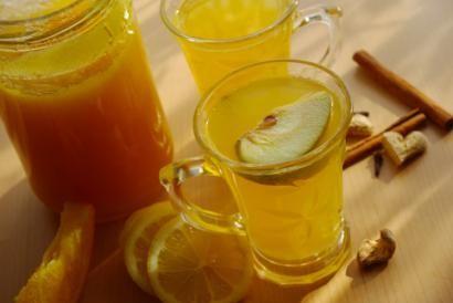 Portakal Elma Çayı