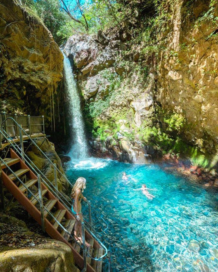 Rincón de la Vieja Volcano National Park pinterest: jasminecamila1