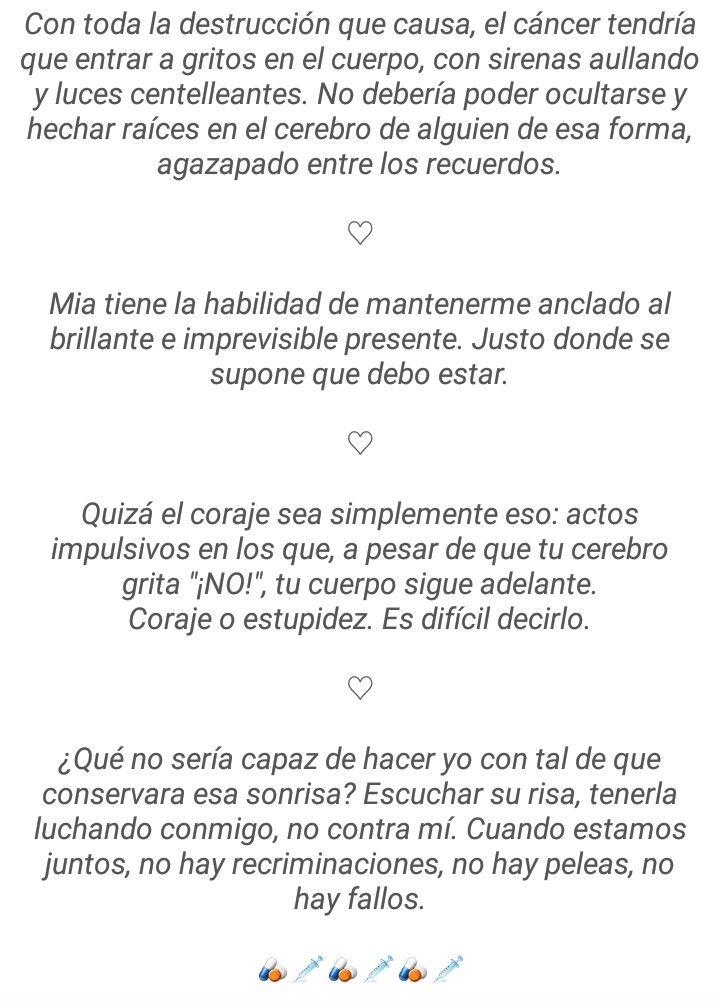 Zac Mía Ajbetts Citas De Libros Frasesilustraciones In