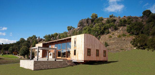 : Arquitectos Patagonia : Arquitectura San Martín de los Andes : Bariloche : Villa La Angostura :: Casa Club de campo Peñón del Lolog, San Martín de los Andes.