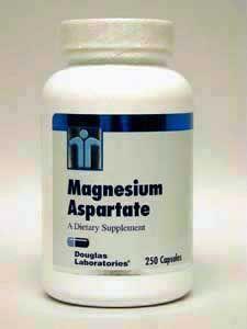 Douglas Labs- Magnesium Aspartate 250 caps