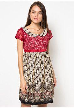 Jiwatrisna Parang Dress