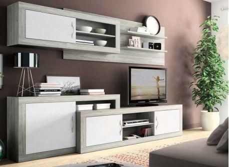 Mueble De Comedor Barato Modelo Sitges Tv Wall UnitsTv