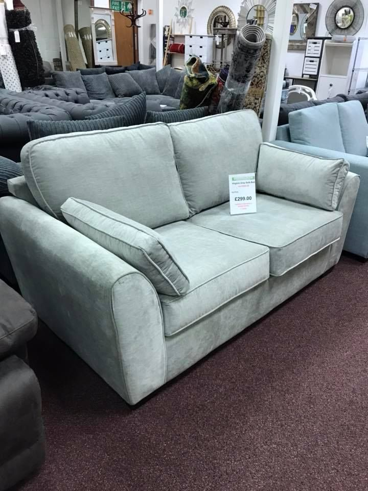 Sofa Bed - £299 #sofabed #cosyvibe #loftfurniture #studioflat ...