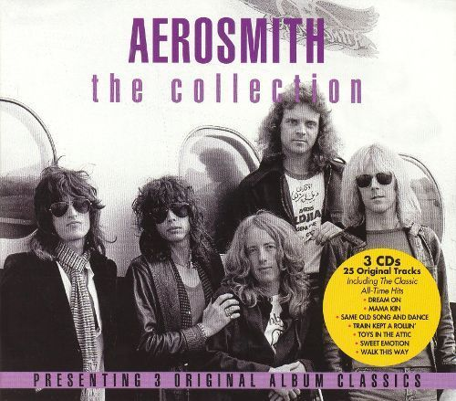 The Collection: Aerosmith/Get Your Wings/Toys in the Attic [2005 Small Box] [CD]