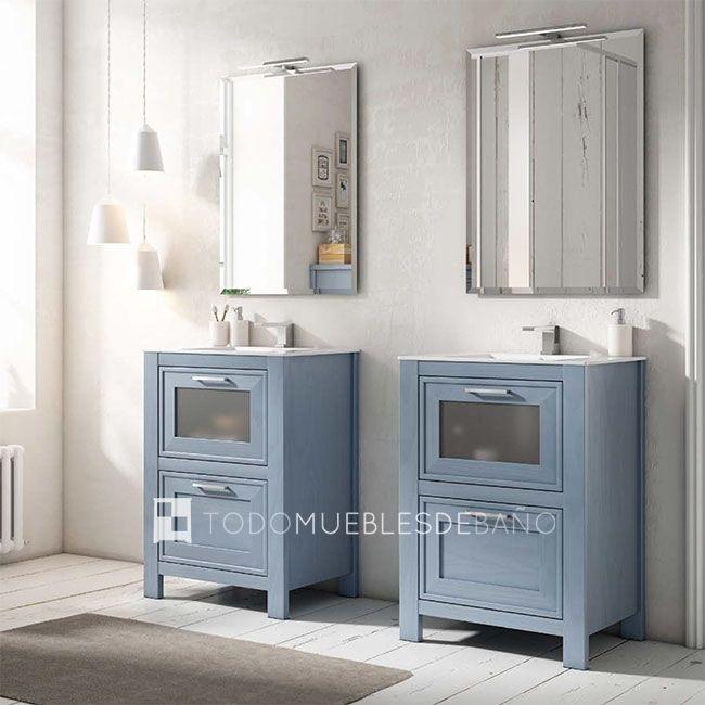 14 best Muebles de baño rústico images on Pinterest