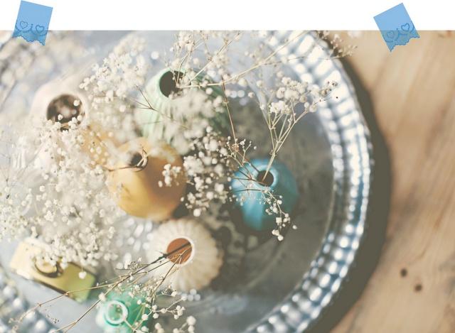Stines Hjem - Livet på landet: Deilige pasteller på kjøkkenbordet... Nydelige bilder!