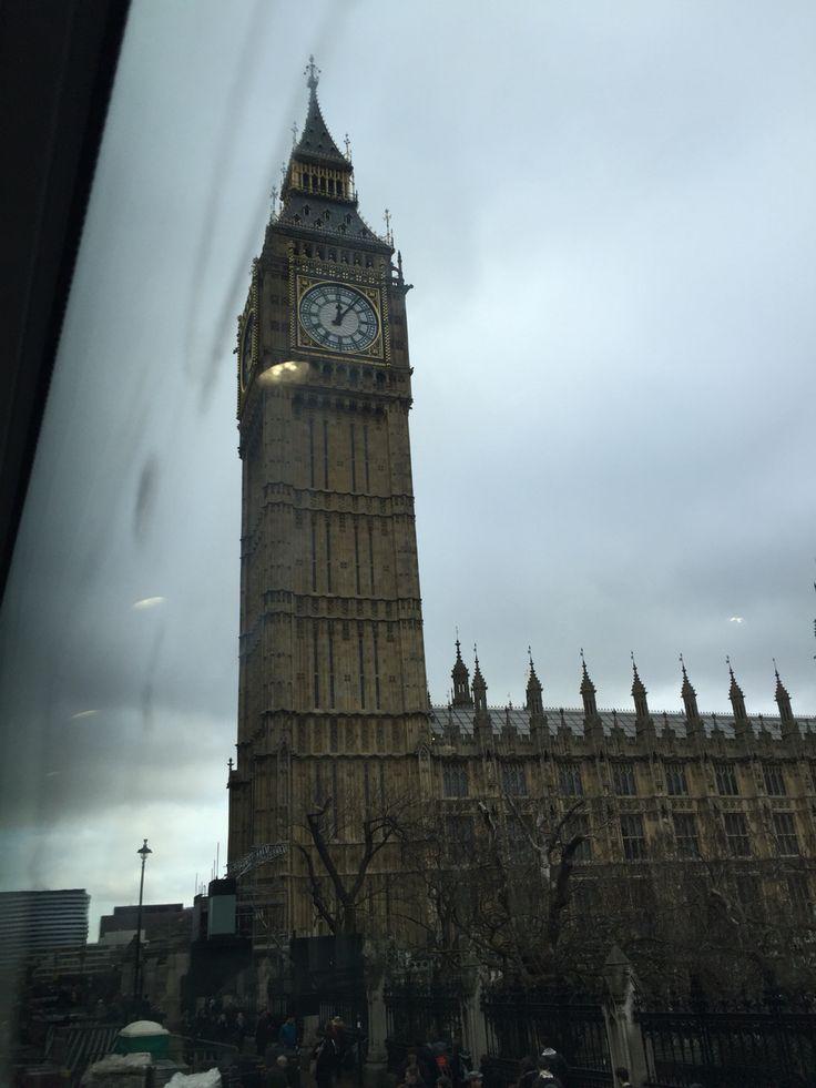 Big ben London Houses of Parliament