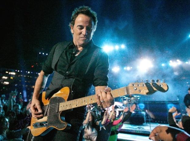 Bruce Springsteen #BruceSpringsteen #RogersArena (formerly General Motors Place) #Vancouver #AskaTicket