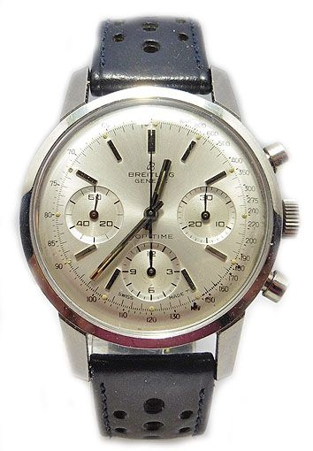 Breitling chronograph second hand watches UK